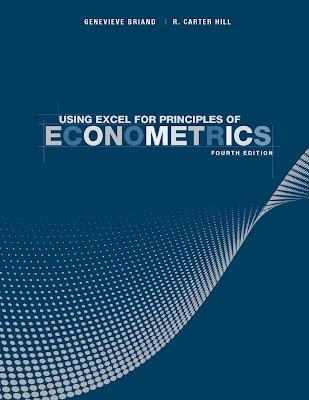 Using Excel for Principles of Econometrics - Free Ebook Download