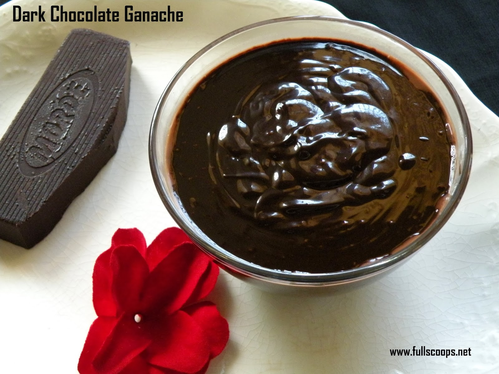 How to make Ganache ~ Full Scoops