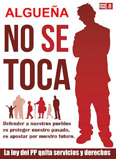 Algueña psoe PP Reforma Local