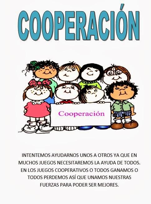 """Valor """"Cooperación"""""""