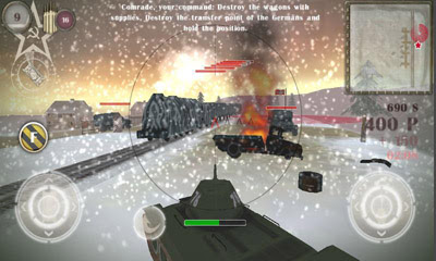 Battle Killer T34 3D v1.0.0 APK Android