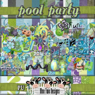 Pool Party Designer Collaboration Kit