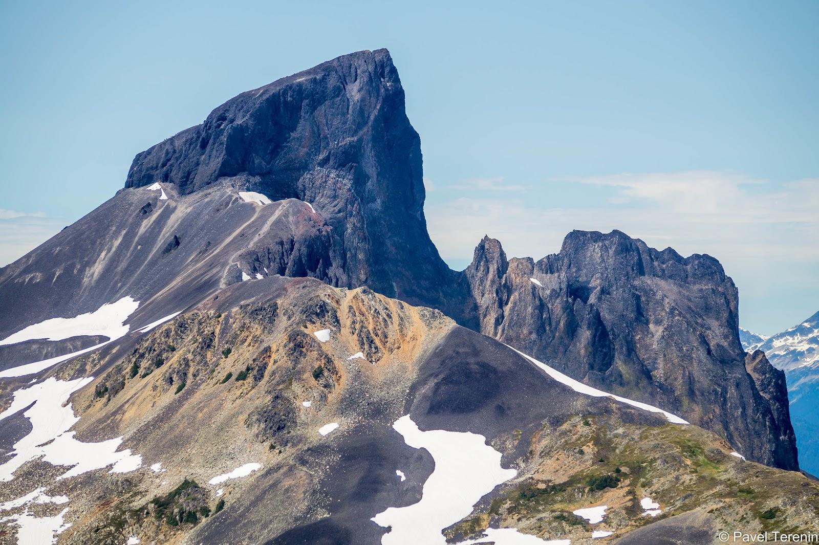 Потухшему вулкану уже более миллиона лет