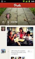 Path, Jejaring Sosial Khusus Mobile