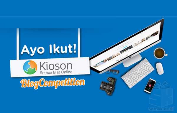 blog competisi kioson