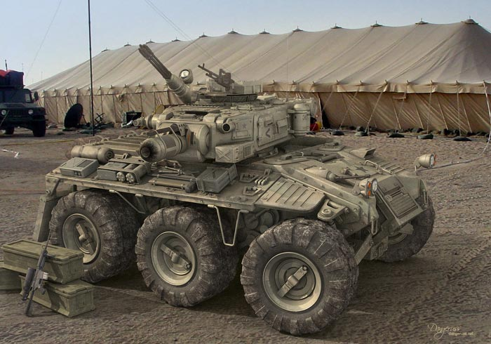 Breaking: United States Donates Two Dozens Of Sophisticated Armored Vehicles To Nigeria For Fight Against Boko Haram