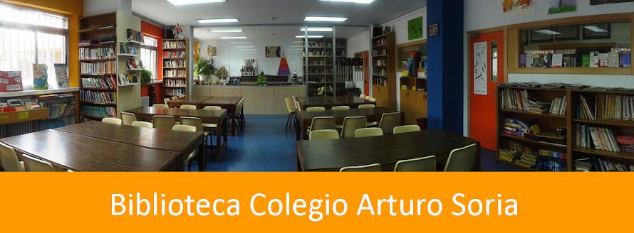 Biblioteca Colegio Arturo Soria