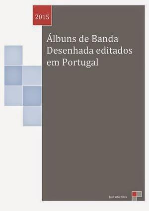 Álbuns de BD editados em Portugal