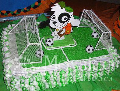 Fiestas infantiles: Modelo de torta de Thomas y sus amigos