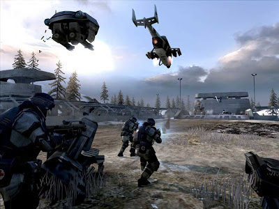 Battlefield 2142 review