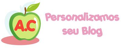 Personalizamos seu Blog