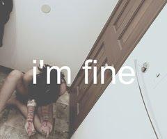 Yo estoy bien.