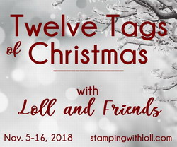 Loll's 2018 Christmas Tag Event-Nov 5-16
