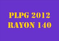 Pengumuman Hasil PLPG 2012 Rayon 140 UMP Tahap 1-6