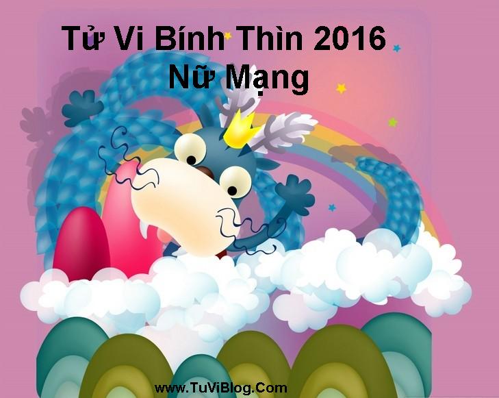 Tu Vi 2016 Binh Thin Nu Mang
