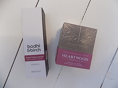 Bodhi & Birch Love Bath & Candle Aromatherapy Duo | My thoughts on Valentine
