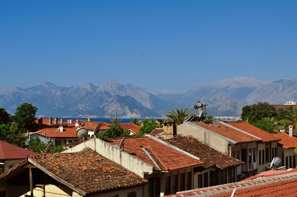 Dans la région d'Antalya