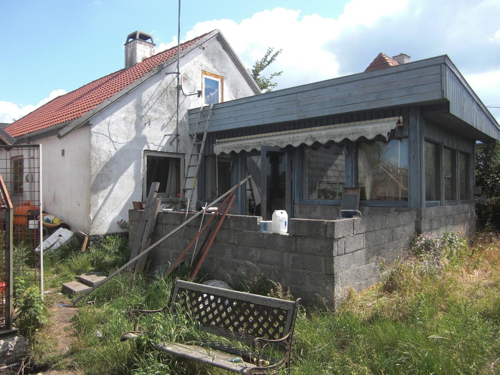 håndværkertilbud hus