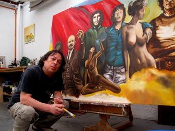 Nelson Maglio Olate Figueroa - Pintor Realista Chileno