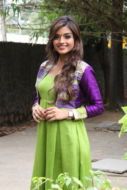 Ashna Zaveri Stills At Innimey Ippadithaan Movie Press Meet