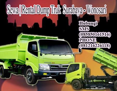 Sewa | Rental Dump Truk Surabaya Wonosari