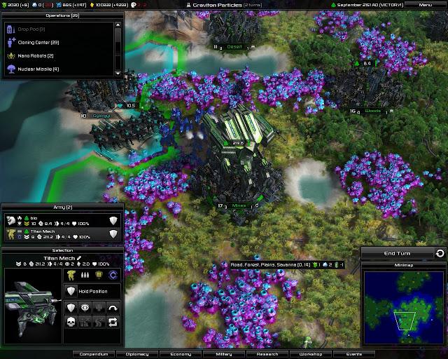 Pandora: First Contact - Ultimate Unit Screenshot