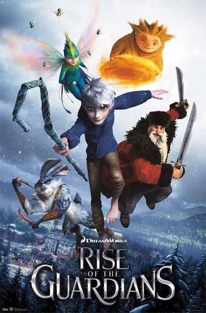 Rise of the Guardians ห้าเทพผู้พิทักษ์