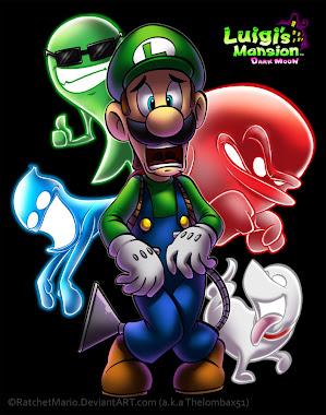 Luigi's Mansion 2:
