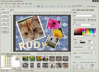 تحميل برنامج Mojosoft Photo Frame Studio مجانا لاضافة الاطارات للصور