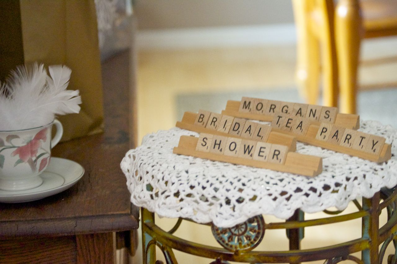 This Little Blog Of Mine Morgans English Tea Party Bridal Shower