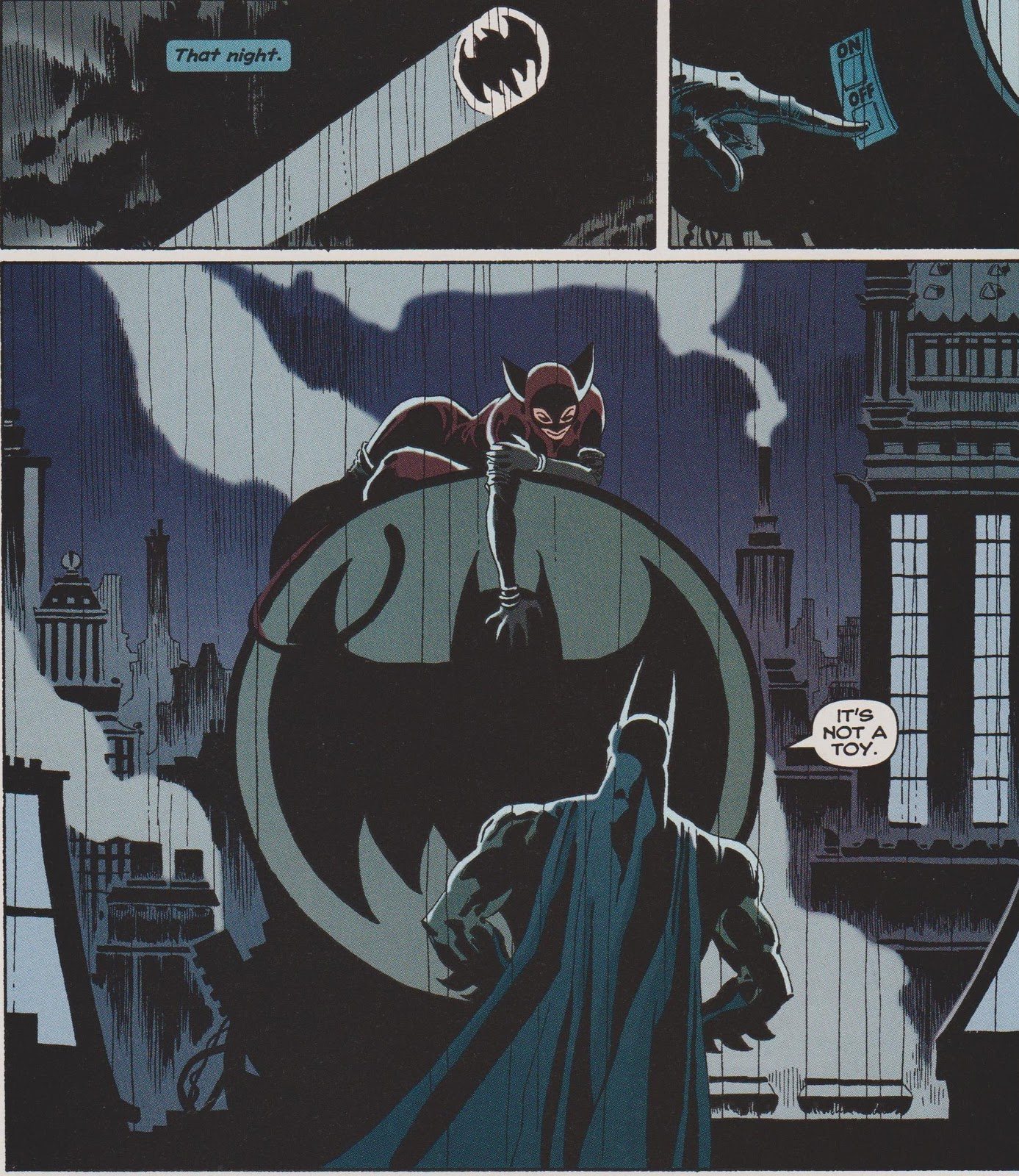 vbpl recommends: batman: long halloween,jeph loeb
