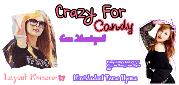 Crazy For Candy | Official