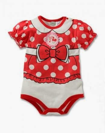 Cute Minnie Mouse Romper EKR286 36
