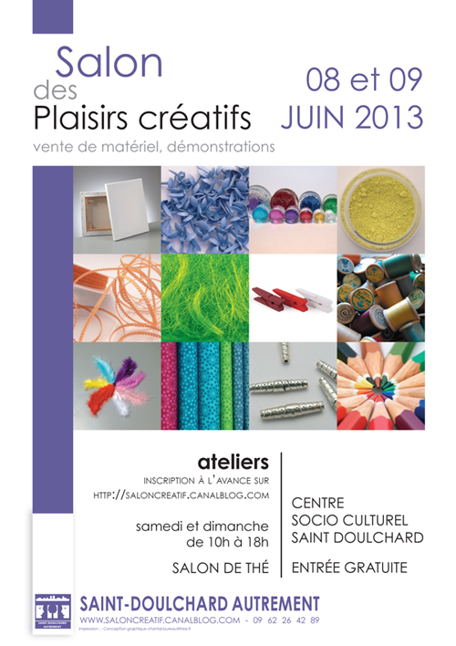 Salon des plaisirs cr atifs for Salon plaisir des sens