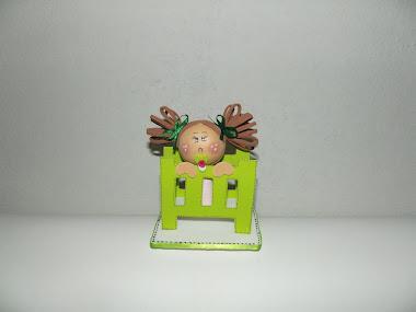 Bebê no berço