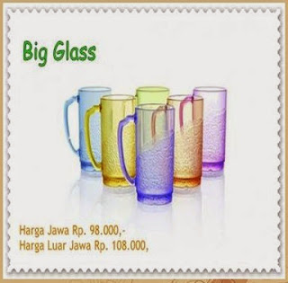 big glass tulipware 2013
