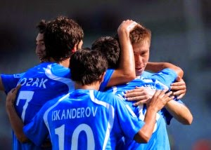 Uzbekistan vs New Zealand