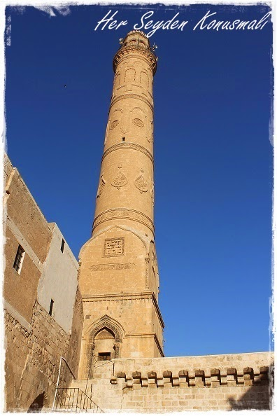 Mardin, Ulu Cami minaresi