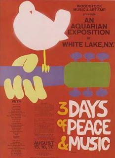 Woodstock, 1969, Festival
