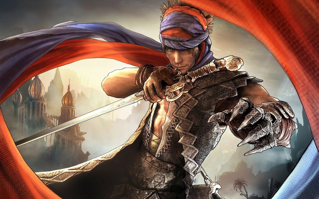 Prince of Persia Game Widescreen HD Wallpaper 6