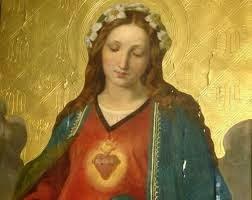 5 sabati mese cuore immacolato Maria riparazione cattolico, religione cattolica