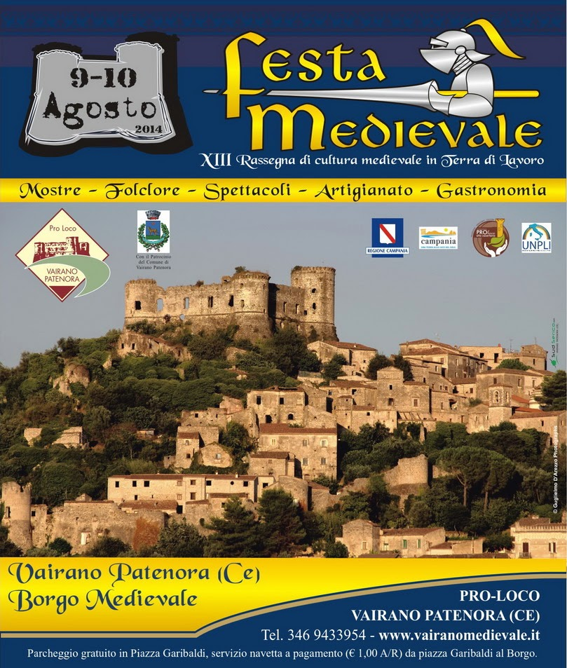Ville Evento Campania