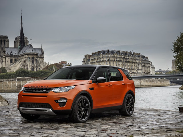 Mobil New Land Rover Discovery Sport 2015 , Rilis Pertengahan Tahun Ini