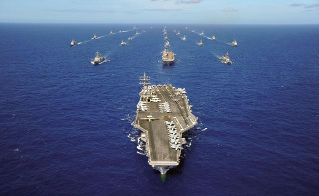 Armada Amerika Serikat di Kawasan Asia Pasifik