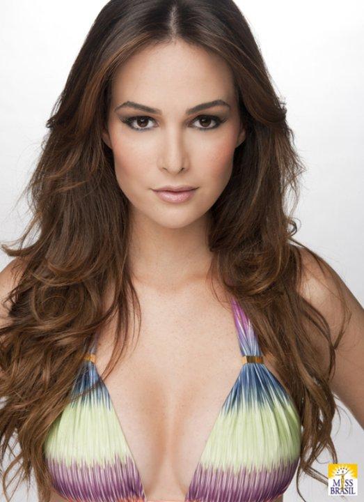 New celebrity popular miss brazil universe 2011