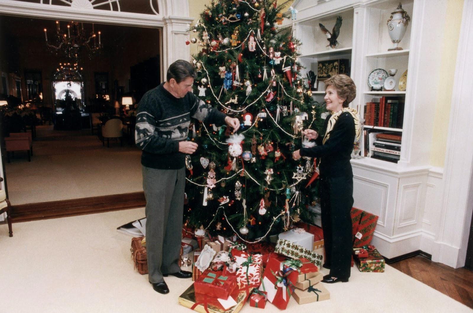 reagan white house christmas gt fashion diary