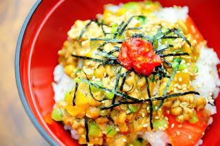 Minamiuonuma Kirizaidon 南魚沼きりざい丼