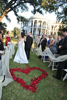 Nottoway Plantation Wedding Louisiana