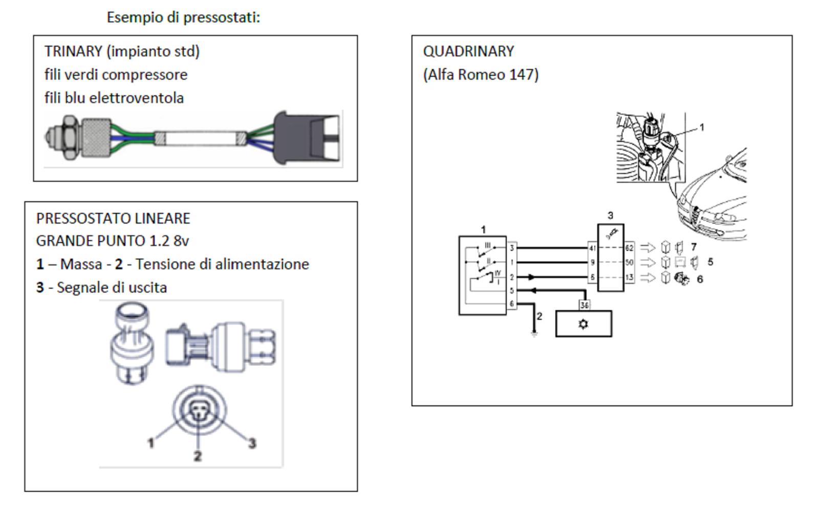 Schema Elettrico Pressostato Lavatrice : Iniezione pressostato