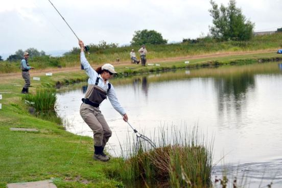 Bow river shuttles calgarian kyle snarr in ireland at for Fly fishing film festival